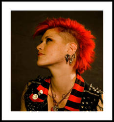 Punk - 13 by Guerillaphotography
