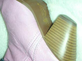 Cowboy Boot in Pink by ElisabethvonAustria