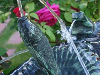A Fountain by ElisabethvonAustria