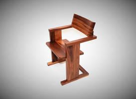 Nik Dining Chair by belakwood