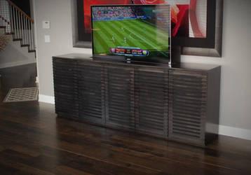 TV Lift Modern Cabinet by belakwood