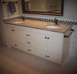European Bathroom Vanity by belakwood