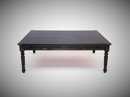 La Familia Traditional Coffee Table by belakwood