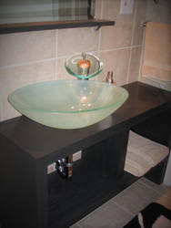 Contemporary Bathroom Vanity by belakwood