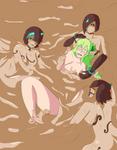 Xylem's Mud Bath! by Shaded-Seraphim