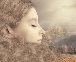 Angelic Wind by Marildra22