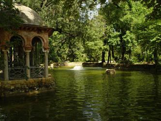 Parque Maria Luisa, Sevilla by sgarciaburgos