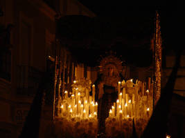 Procession Marchena, Spain, Maria Magdalena by sgarciaburgos