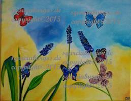 Butterflies by sgarciaburgos
