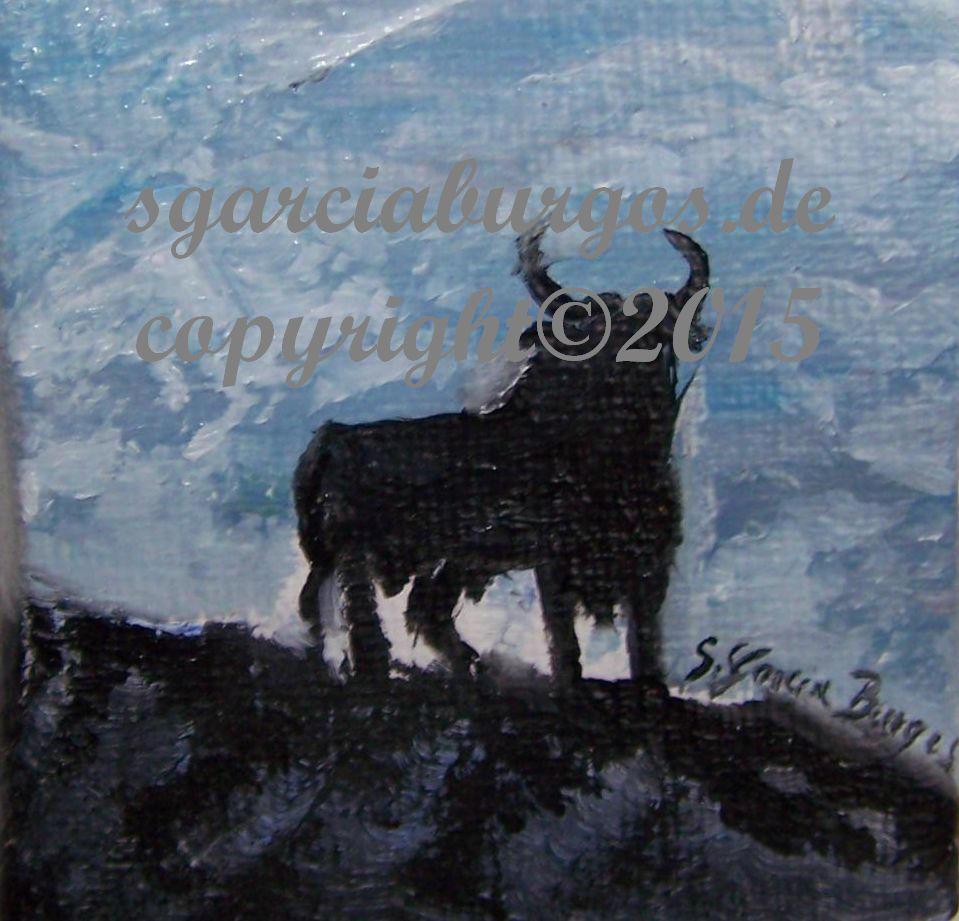 Stier Taurus by sgarciaburgos