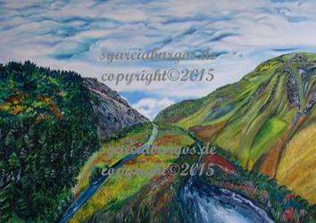 Das Tal by sgarciaburgos