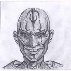 Random Face 306 by MaJr12