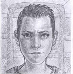 Random Face 308 by MaJr12