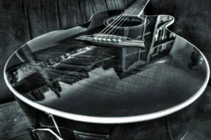 guitar by museumofnoart
