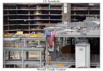 US Symbols 5 WTC by wykazox
