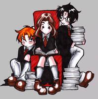 Harry Potter by sezaku-the-vampi