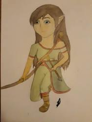 Lia Watercolor by sobloom