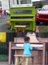 Pianos by Sheepii-Bear
