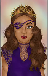 Queen Margo by DarthTwilight