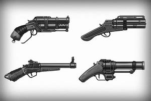 Weapon by DanielMedvedev