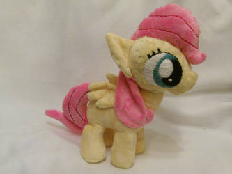 Fluttershy Filly by BassPlushProductions