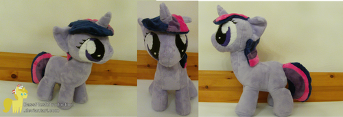 Filly Twilight Sparkle Plush by BassPlushProductions