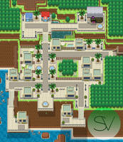 Altumbelle City by SailorVicious