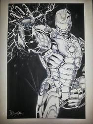 I Am Iron Man by DaveLungArt