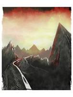 Black Mountains by sajin0084