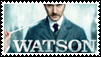 Watson STAMP from movie by ForeverSonu