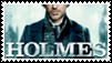 Holmes STAMP from movie by ForeverSonu