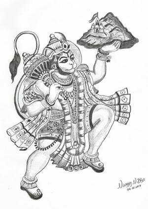 The Monkey from Kishkindha
