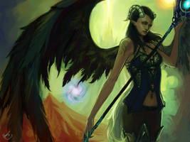 Aion: the dark side -Finished- by k-atrina