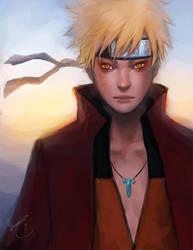 Naruto by k-atrina