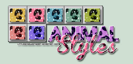 Animal.Styles by littlesexysweetheart