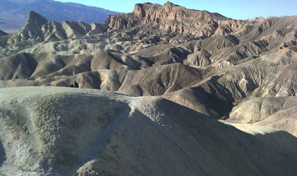 Death Valley by cassannder