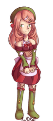 Christmas Momo! by 1WDKai