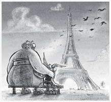 For Paris by Jeko22