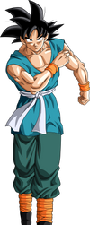 Goku Universal Tournament End of Z by BrusselTheSaiyan
