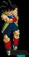 Bardock Father of Goku (Version 1) by BrusselTheSaiyan