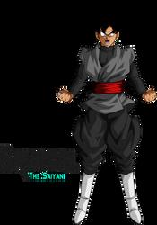 Goku Black by BrusselTheSaiyan