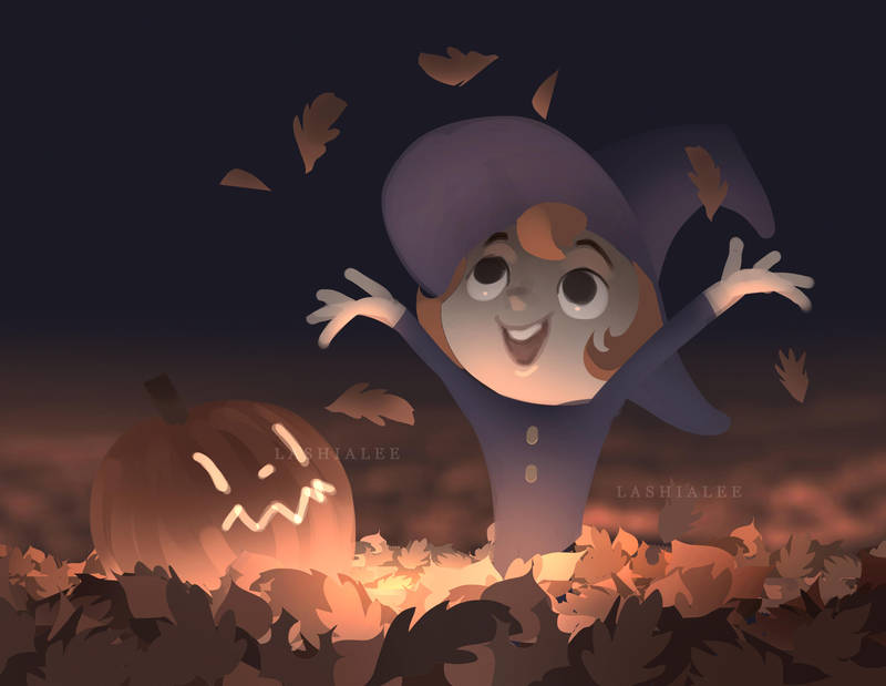 Halloween Fun by Lashialee