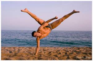 Capoeira by Saskiadoll
