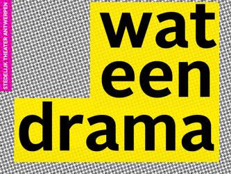 Wat een drama! by Plures