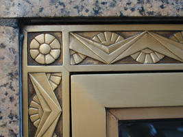 Cincinnati Art Deco Detail by bftucker