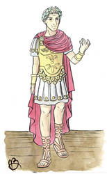 Julius Caesar by the-winter-girl