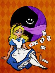 Alice in wonderland by the-winter-girl