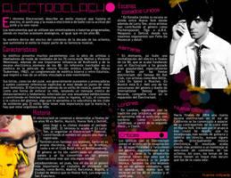 Electro Magazine by xeddddyx