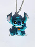 Stitch clay by tanadelbianconiglio