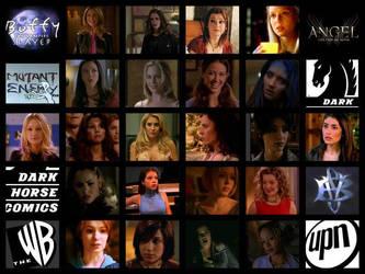 Buffy: Girl Power by GarciaPenelope